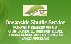 Oceanside Shuttle Logo