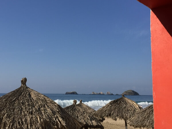 Park Royal Ixtapa beach