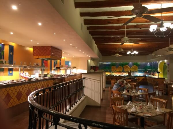 Park Royal Ixtapa Hotel Buffet