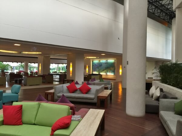 Park Royal Ixtapa Lobby