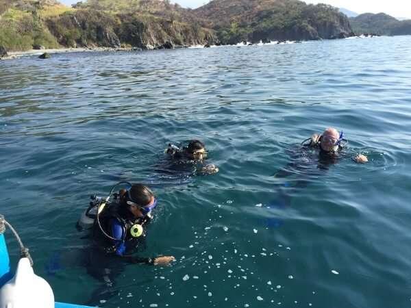 Scuba Diving Playa Manzanillo