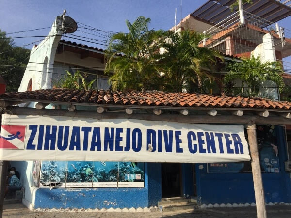Scuba Diving in Zihuatanejo