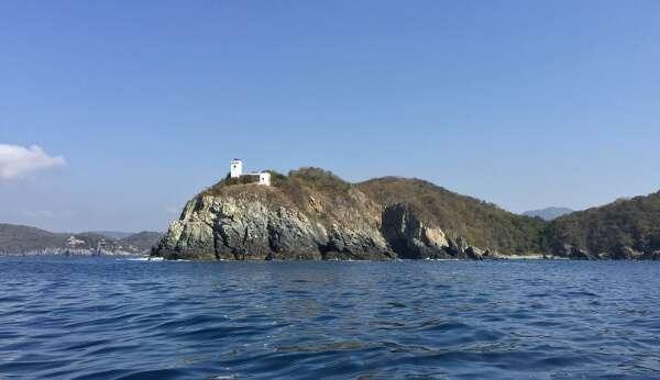 Zihuatanejo Lighthouse