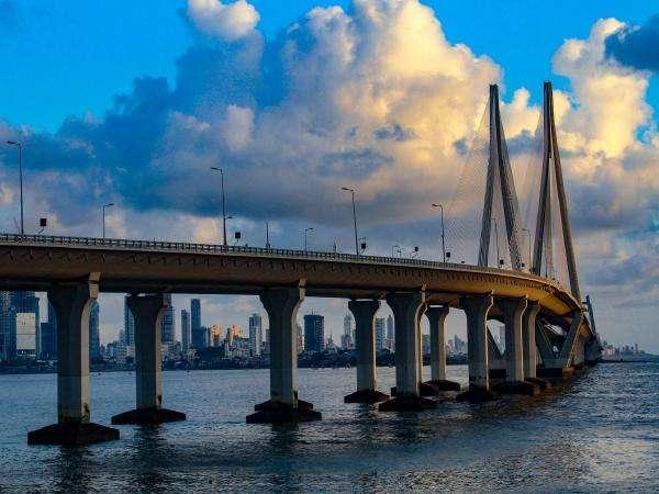 Bandra - Worli Sea Link Bridge