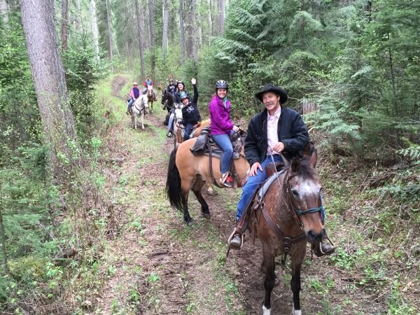 Battle Mountain Equine Back Country Trail Rides