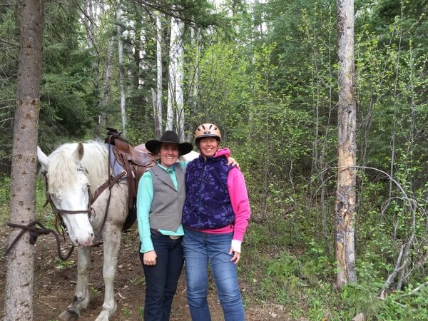 Battle Mountain Equine Trail Rides Host