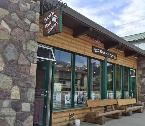 Bears Paw Bakery Jasper Alberta