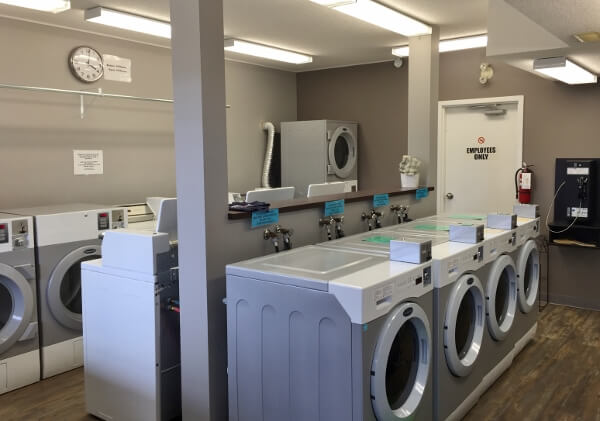 Bow Rivers Edge Campground Laundry