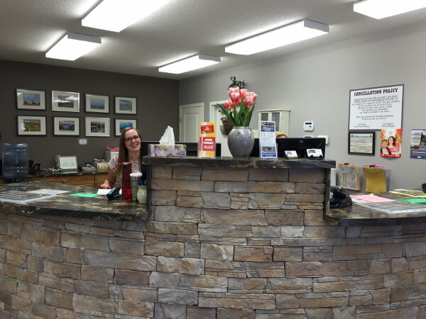 Bow Rivers Edge Campground Reception