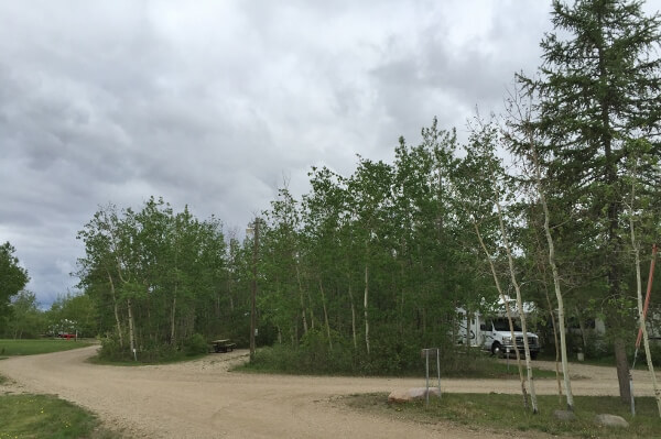 Camping Near Leduc