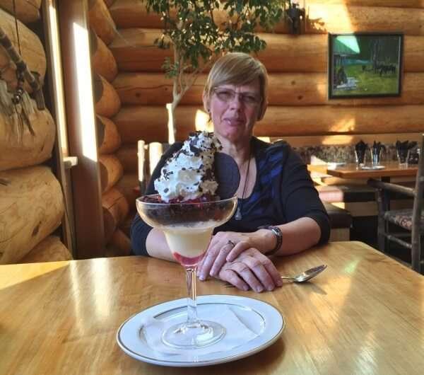Caribou Coupe Signature Dessert