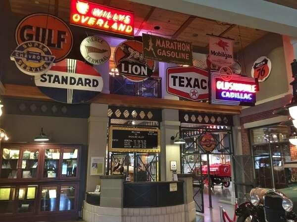 Gasoline Alley Museum Calgary