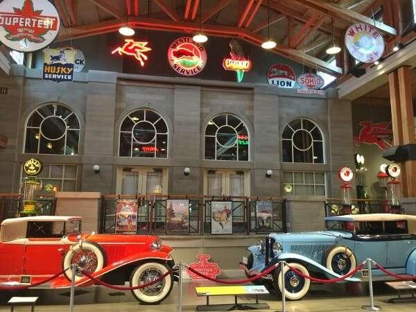 Gasoline Alley Museum Heritage Park Calgary