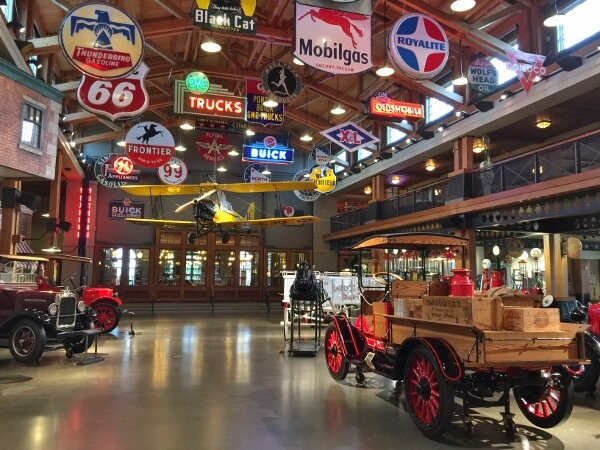 Gasoline Alley Museum Heritage Park