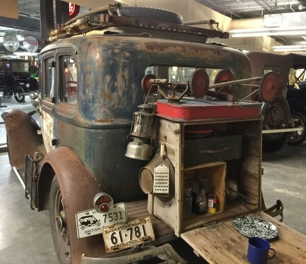 Gasoline Alley Museum Historic Autos