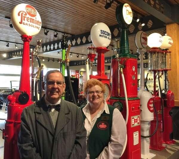 Gasoline Alley Museum Staff