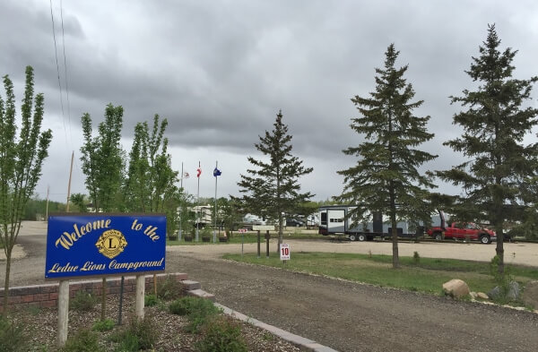 Leduc Lions Campground & RV Park