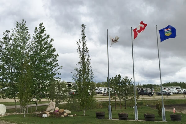 Leduc Lions Campground