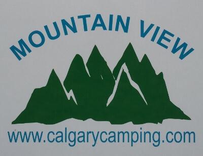 Mountain View Camping Logo