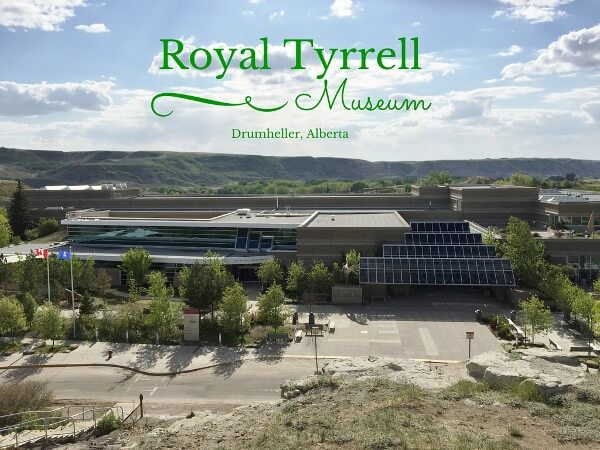 Don't Miss The Amazing Tyrrell Dinosaur Museum