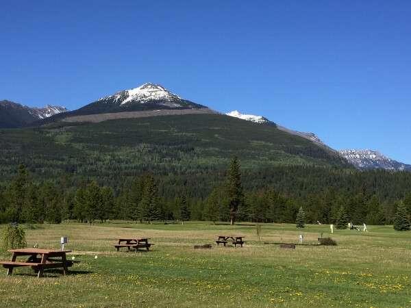 Valemount British Columbia Camping