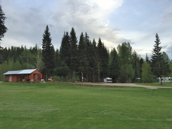 Wells Gray Golf and RV Park