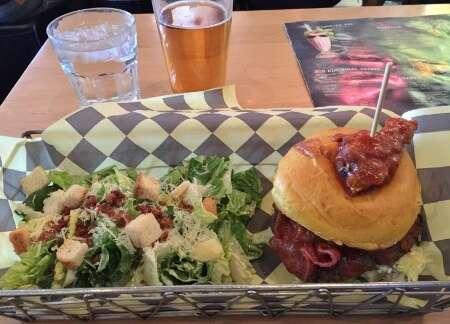 Eddie Burger + Bar Gourmet Burgers