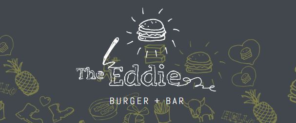 Eddie Burger + Bar Logo