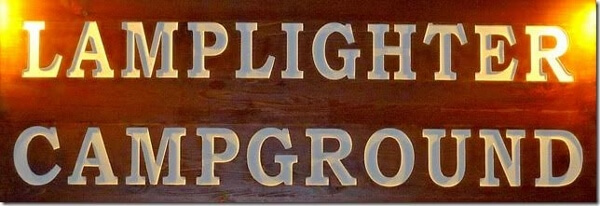 Lamplighter Campground Logo