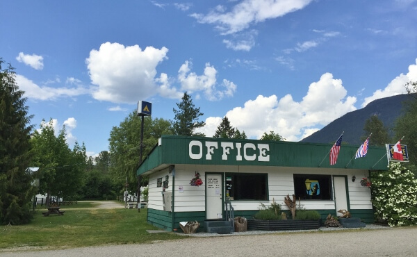 Lamplighter Campground Office