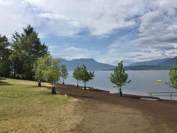 Memorial Park Tappen British Columbia