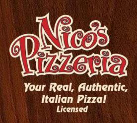 Nico's Pizzeria Logo