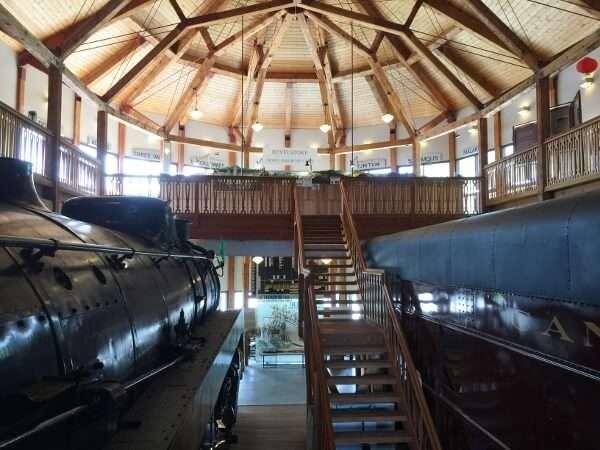 Revelstoke BC Railway Museum
