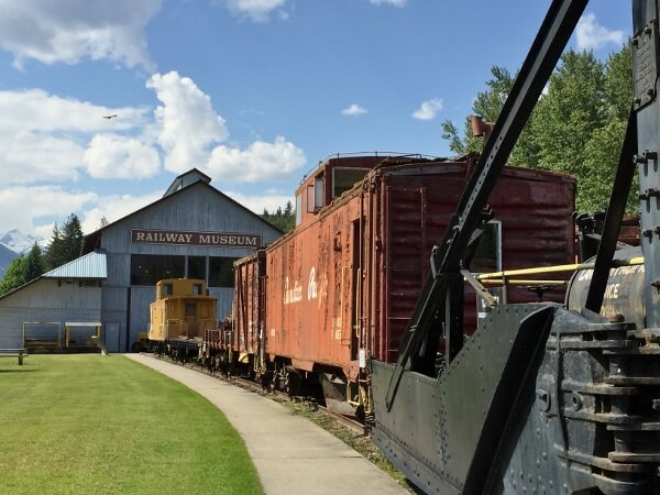 Visit The Revelstoke Railway Museum in BC