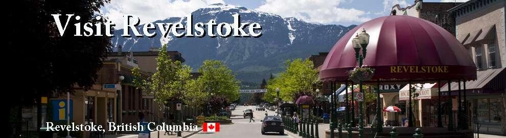 Revelstoke BC Banner