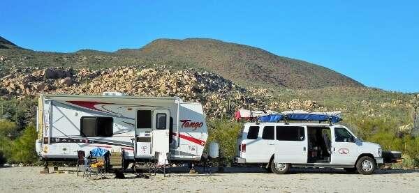 Baja Amigos Tours Excursion Van