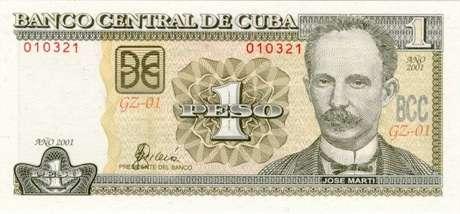 Cuban Convertible Peso