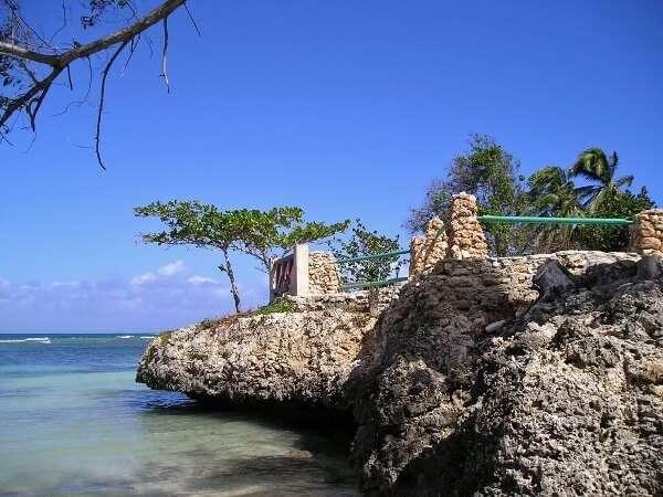 Holguin Cuba Coastline