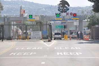 Tecate Border Crossing