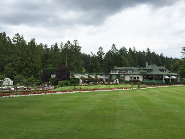 The Butchart Gardens Historic Main House