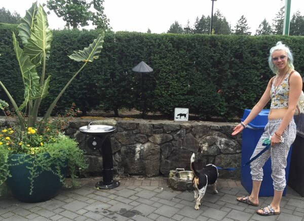 The Butchart Gardens Pet Friendly Attraction