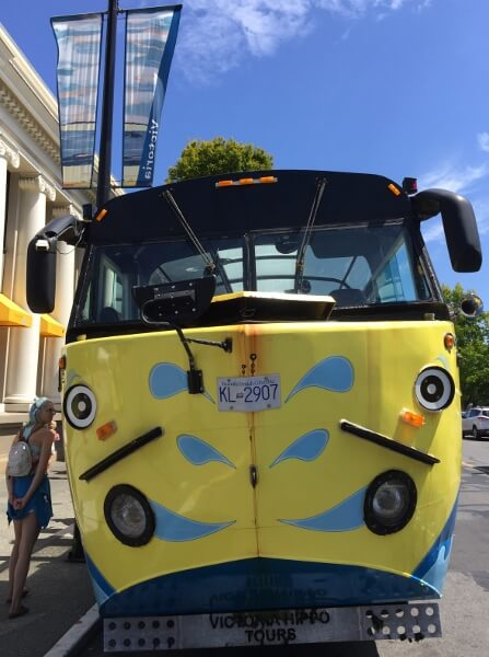 Victoria Hippo Tours Bus