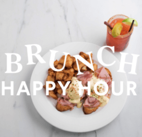 Brunch Happy Hour