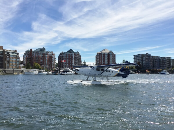 Harbour Air Sea Plane Victoria BC