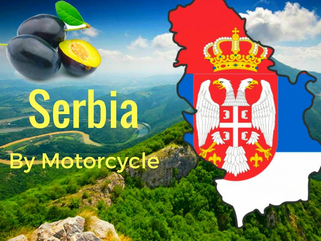 Serbia by Motorcycle