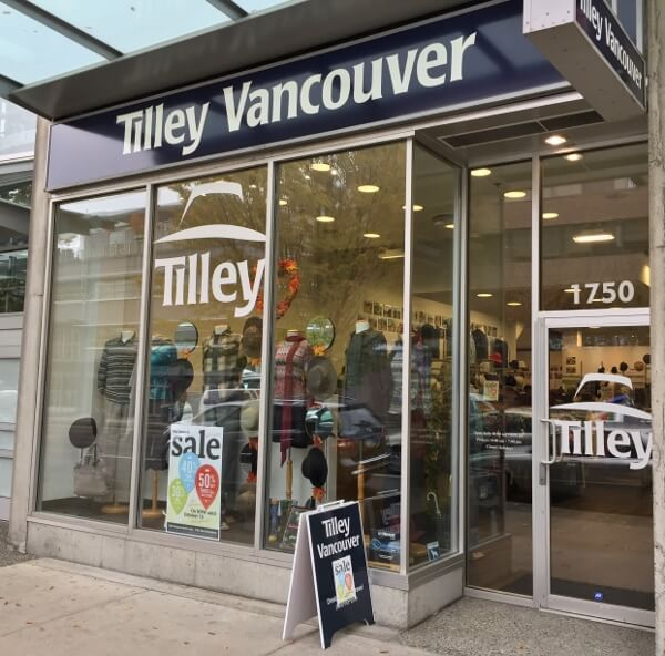 tilley-vancouver