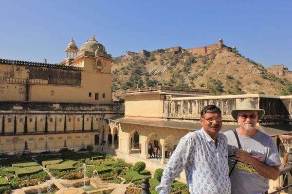 Amber Fort Amer India