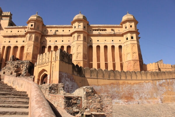 Amber Fort Exterior
