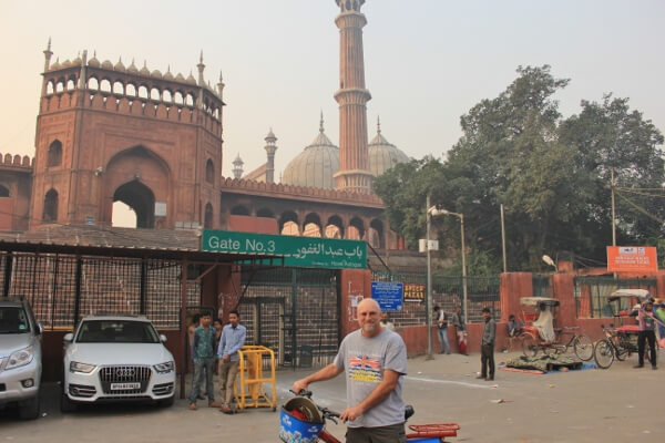 Delhi Bicycle Tours