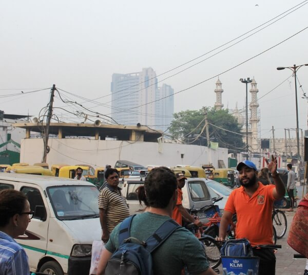 Delhi by Cycle Tour Guide